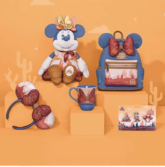 Minnie Mouse Big Thunder Mountain