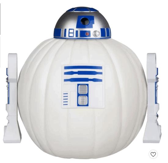r2-d2 pumpkin decorating kit