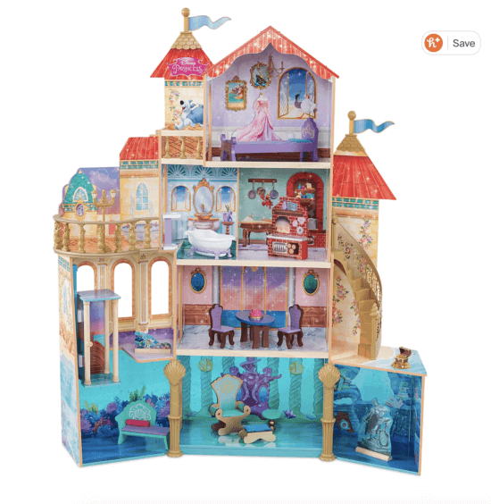 ariel kidkraft dollhouse