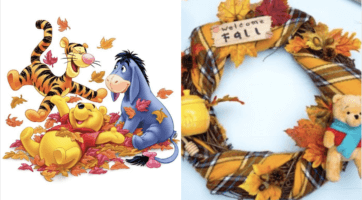 pooh wreath header