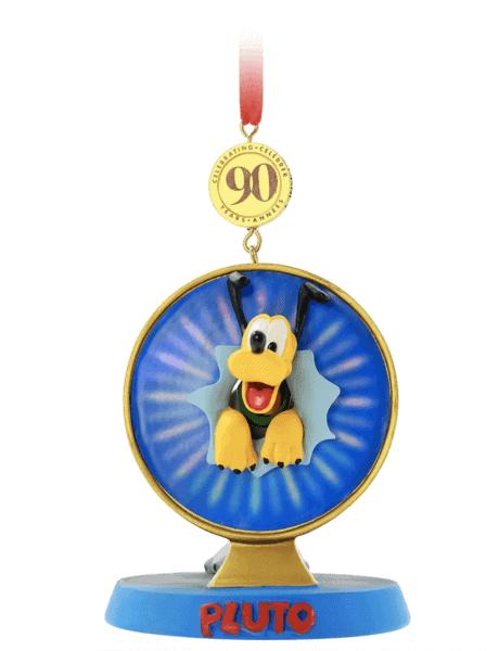 pluto ornament