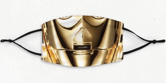 c3p-o face mask