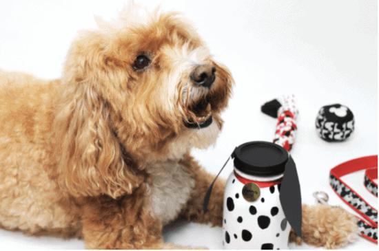 disney dog treat jar