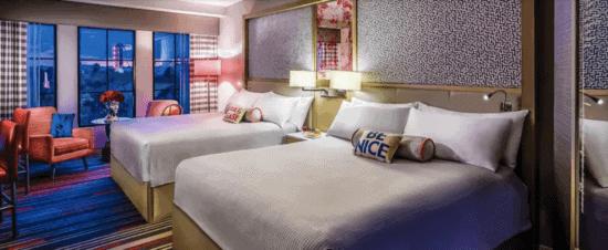 hard rock universal orlando hotel room