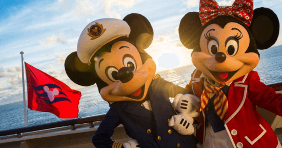 Disney Cruise Line Sailings Suspended