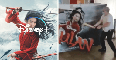 Theater Owners Outraged Mulan