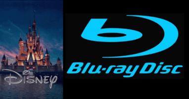 Disney Blu-Ray