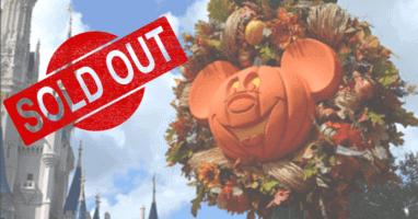 Walt Disney World Halloween 2020