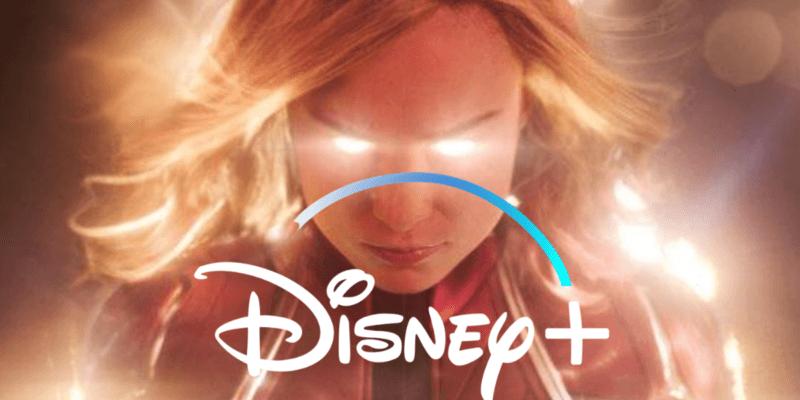 Captain Marvel Disney Plus Series