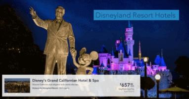 disneyland hotel reservations