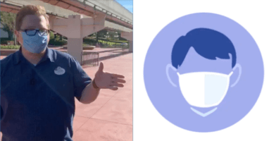 Disney World Mask Policy Kids with Autism