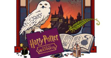 Harry Potter Back to Hogwarts Event