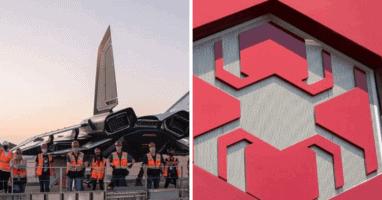 avengers campus construction