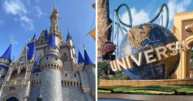 Disney World Labor Day