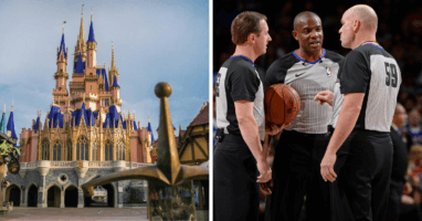 NBA Protest Disney World