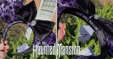 haunted mansion ears