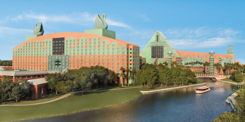 Disney's Swan and Dolphin