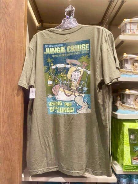 Jungle Cruise Pun shirt