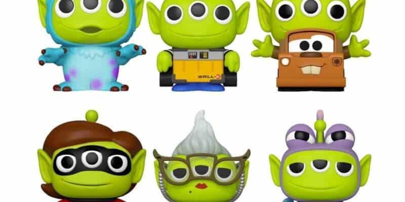 toy story alien funko pop