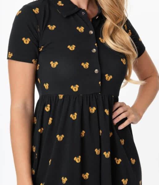 Cakeworthy Mickey pumpkin dress
