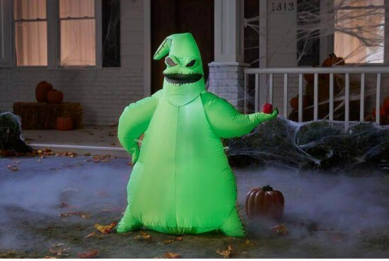 Oogie Boogie 3.5ft Inflatable
