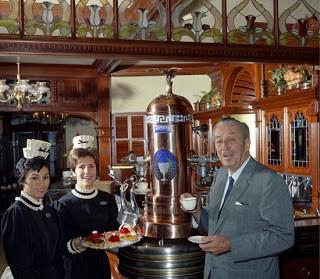 walt disney cafe orleans
