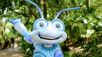 Flik at Disney's Animal Kingdom