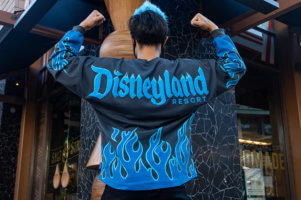 hades spirit jersey back Disneyland