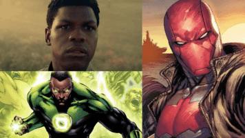 John Boyega DC Universe