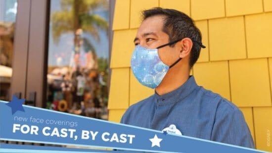 disney cast member masks