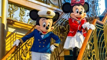 mickey and minnie dcl