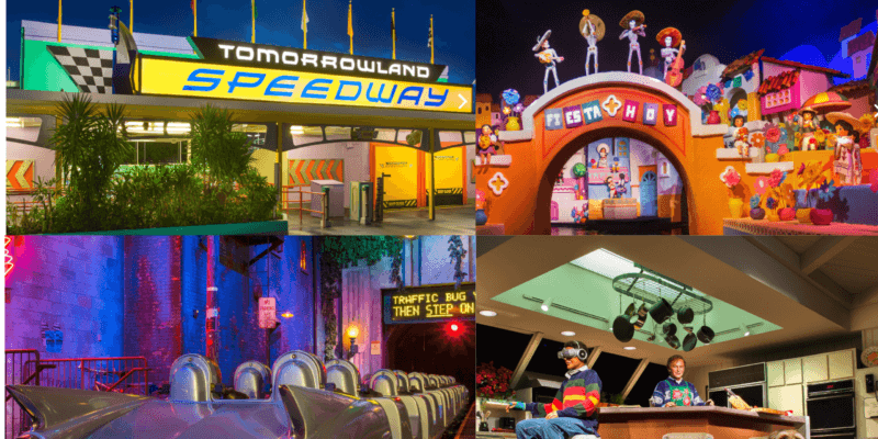 Outdated WDW attractions