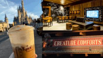 PSL Starbucks Walt Disney World 2020
