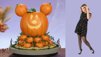 Mickey Pumpkin dress