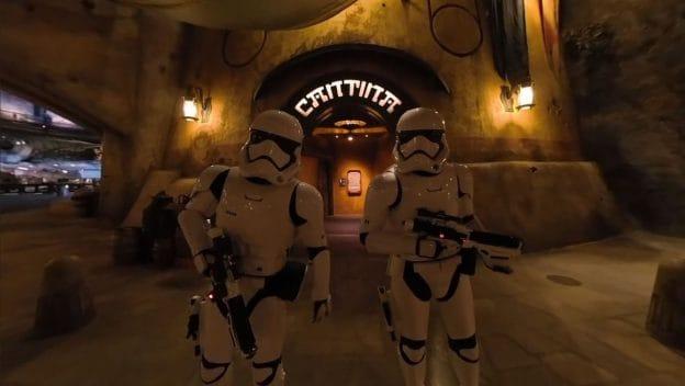 Star Wars: Galaxy's Edge Oga's Cantina