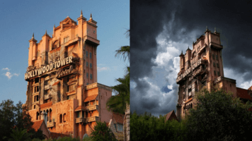 Tower of Terror at Walt Disney World