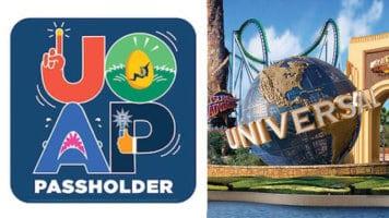 Universal Orlando Passholders days