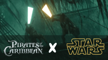 pirates with lightsabers