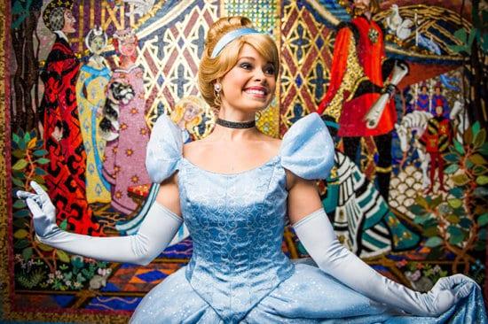 Cinderella Throughout the Disney Parks