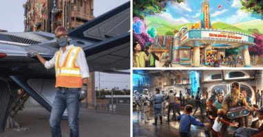 disney construction projects