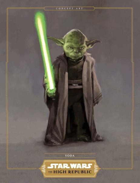 Yoda in The High Republic