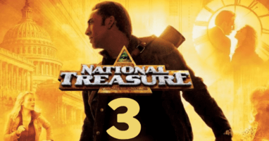 national treasure 3 release