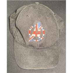 movie prop auction - avengers hat