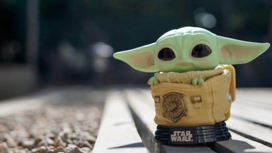 The Child Baby Yoda Funko Pop