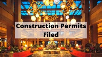 Construction Permits Filed