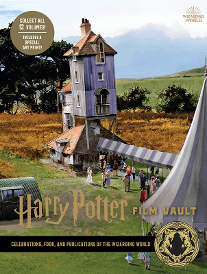 Harry Potter Film Vault volume 12