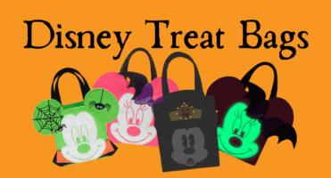 Disney Treat Bags header