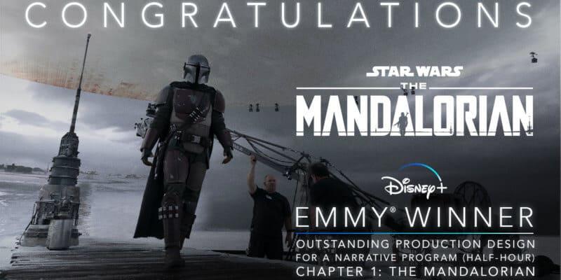 The Mandalorian Emmy