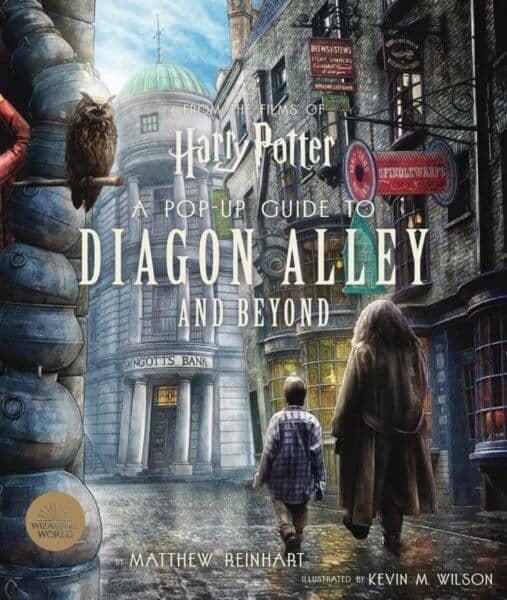 Diagon Alley Book Cover