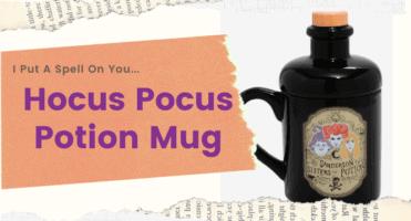 hocus pocus potion mug header image